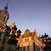 Schlossdächer in Dresden
