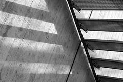 Treppe - Stufen - Schatten