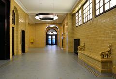 Eingangshalle im Gutruf-Haus (4xPiP)