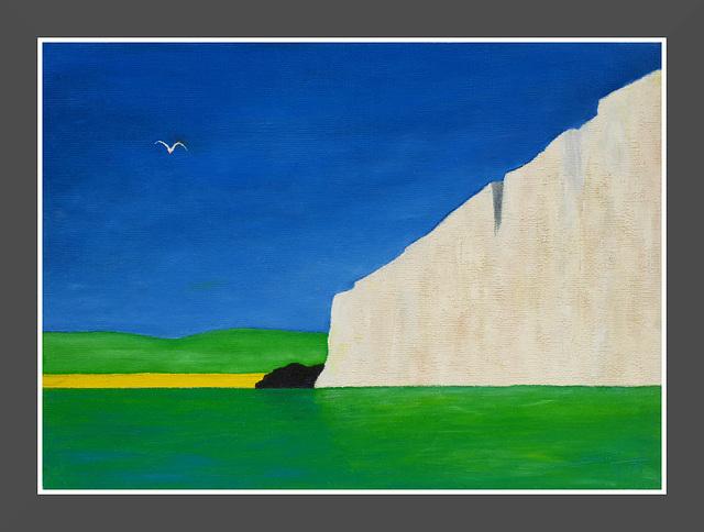 Falaise normande II (2003)