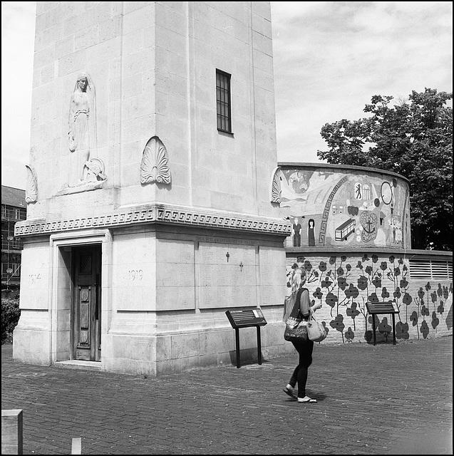 War Memorial, Stockwell.