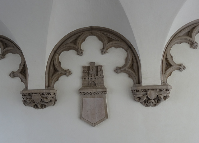 An Bratislavas Wänden