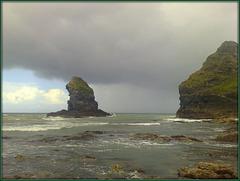 Crane Islands, North Cliffs, Cornwall