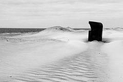 Tanz der Sandkörner