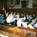 Concert chorale Blandy-Bombon à l'église de Bombon le 16/05/1992