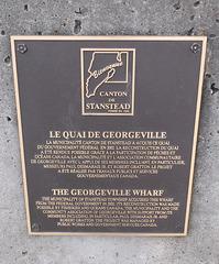 Le quai / The wharf