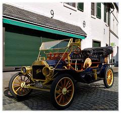 Oldtimer von Ford