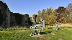 The 'Defenders' of Helmsley Castle