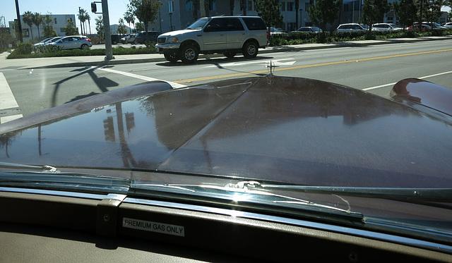 1957 Lincoln Continental (0060)