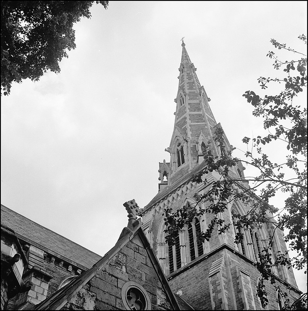 St Giles, Camberwell SE5.
