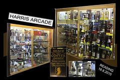 Harris Arcade men's shop - Reading - 18.8.2015