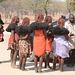 Namibia, Himba Family