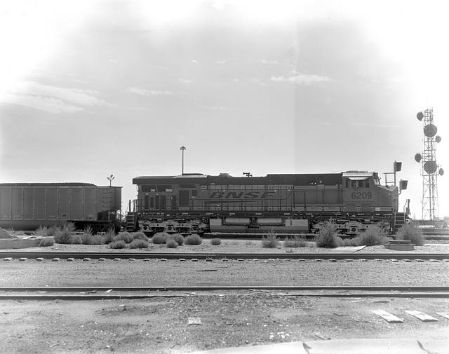 BNSF 6209