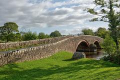 A bridge of 'Nether Wasdale'
