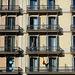 Fassade in Barcelona (© Buelipix)