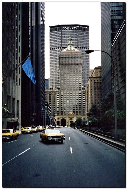 New York PANAM | MetLife Building
