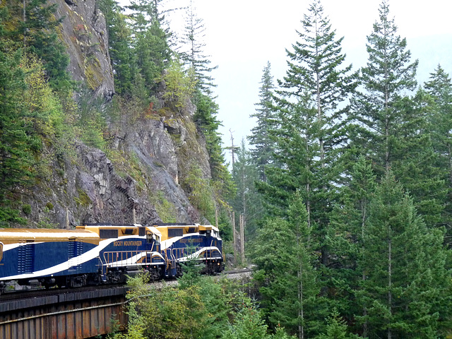 'Rocky Mountaineer'