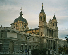 ES - Madrid - Almúdena Cathedral
