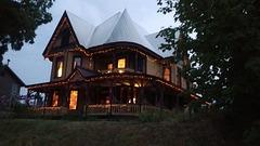 Maison hantée ou gîte enchanté....???
