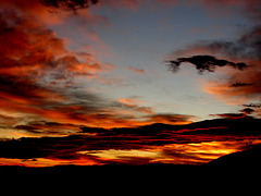 1 (55)...austria loweraustria clouds and sunrise..analog scan
