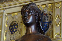 Magnifique buste de Marianne