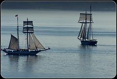 En rade de Brest - Finistère