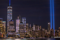 'TRIBUTE IN LIGHT' HONORS VICTIMS OF 9/11 ON 15TH ANNIVERSARY'