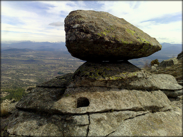 Another granite lump