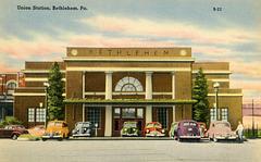 Union Station, Bethlehem, Pa.