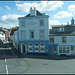 Rock Point Inn gone bland blue