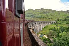 The obligatory Glenfinnan viaduct shot....