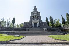 Villaggio Crespi Capriate, Bergamo - Italia