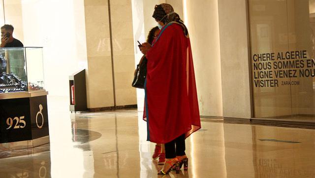 Algérie / Lady Zara 925 en talons hauts  (Malik)