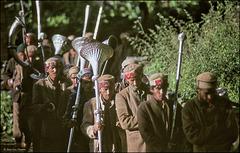 Musiciens en procession