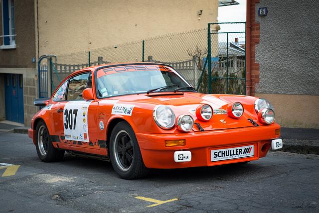 Porsche 911 Carrera - 1976