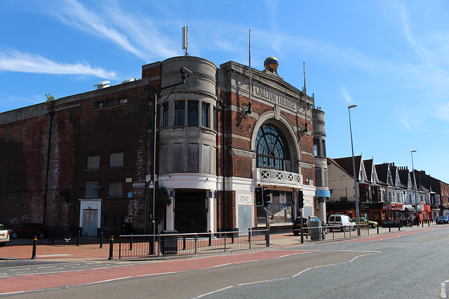 Former Carlton Theatre, Anlaby Road, Kingston upon Hull,