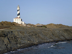 Favàritx Lighthouse.