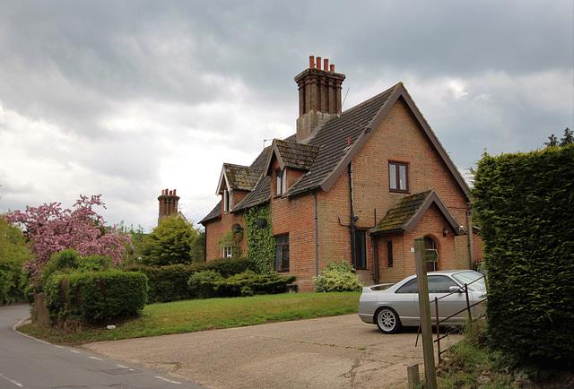 Former Estate Cottages, Flixton, Suffolk