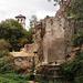 Camino del Darro. Puerta de los Tableros Granada (siglo XI)