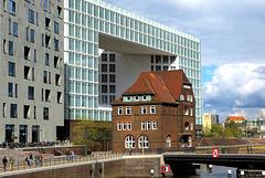 Altes Zollhaus in neuem Rahmen