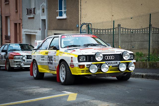 Audi Quattro - 1985