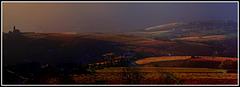 Paysage du Beaujolais Sud