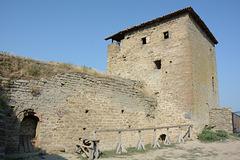 Крепость Аккерман, Западная башня