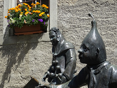 Narrenbrunnen Lindau