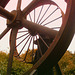 Winding gear with colour