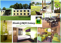 Hotelo Garni Svitavy - loĝloko por partoprenantoj de la Antaŭkongresa Ekskurso
