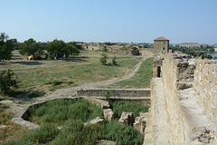 Крепость Аккерман, Северо-западная стена