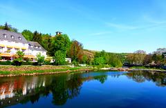DE - Bad Kreuznach - Reflections in the Nahe