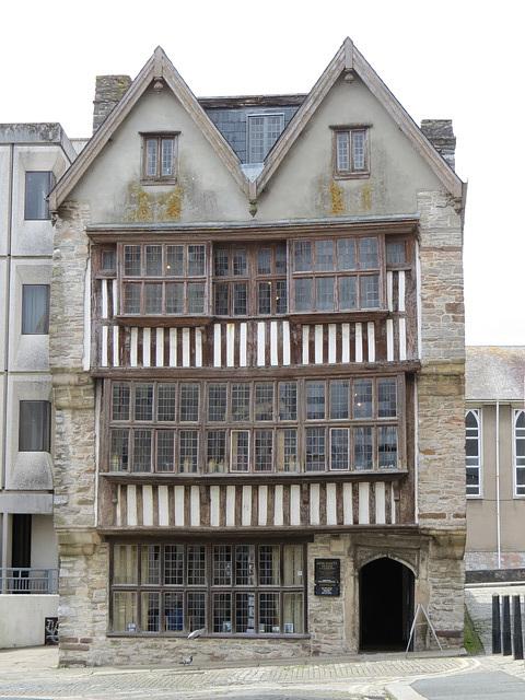 merchants house, plymouth, devon