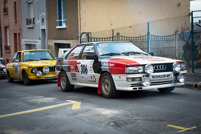 Audi Quattro - 1984